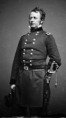 "USA General Joseph D. ""Fighting Joe"" Hooker"