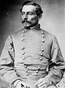 Confederate General Pierre Gustave Toutant Beauregard