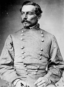 Confederate General Pierre Gustave Toutant Beauregard