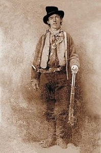 William H. Bonney, Billy the Kid