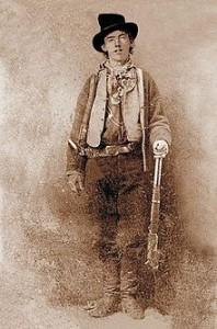 William H. Bonney, Billy the Kid
