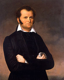 James Bowie,  Hero of the Alamo
