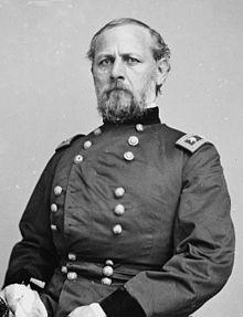 US General Don Carlos Buell