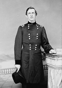 Union General Edward R. S. Canby