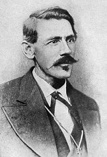John SImpson Chisum, legendary New Mexico rancher and lawman