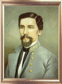 Gen. Patrick Cleburne, CSA