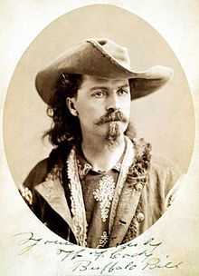"William F. ""Buffalo Bill"" Cody, Frontiersman, creator of the Rodeo"