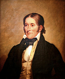 Davy Crockett, Indian fighter, politician, and hero of the Alamo