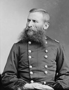 General George Crook, Civil War soldier and Indian fighter