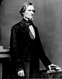 Jefferson Davis, President of the CSA