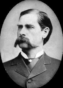 Wyatt Berry Stapp Earp, frontier marshal, ganbler, gunfighter and legend.