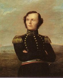 James Walker Fannin - leader of the failed mission to support the defenders at the Alamo