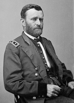 Lt. General Ulysses S. Grant, USA