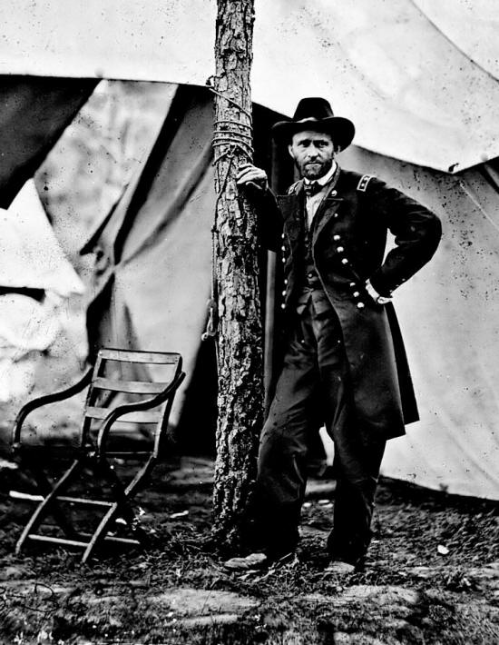 Lt. General Ulysses Grant, Union Army
