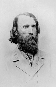 Ambrose Powell Hill, CSA General