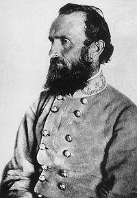 Gen. Thomas J. Jackson, CSA
