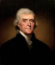 Thomas Jefferson, 2nd US President