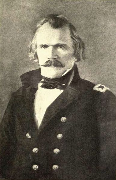 CSA General Albert Sydney Johnston