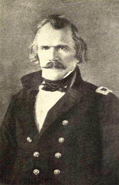 CSA General Albert Sydney Johnston