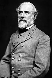 Robert E. Lee, General CSA, Hero of the Confederacy