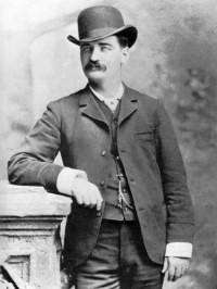 "William Bartholomew ""Bat""Masterson, lawman, gambler, shootist"