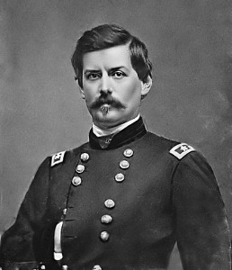Union General George B. McClellan