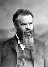 John Wesley Powell, western explorer and conservationist