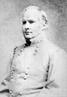 Confederate General Sterling Price