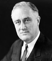 Franklin D. Roosevelt, 32nd US President