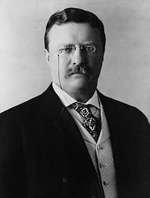 Theodore Roosevelt, 26th and youngest US President