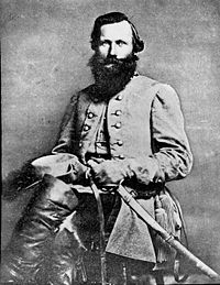 "James Ewell Brown ""Jeb"" Stuart, CSA General"