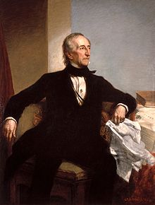 John Tyler, 10th US President