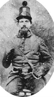 CSA Col., and  Stonewall Jackson's favorite cavalry commander.