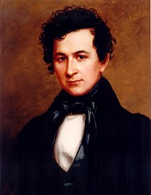 John Adams II, son and grandson of Presidents