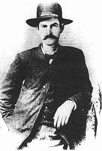 "David Allen ""Mysterious Dave"" Mather, gunman, outlaw, lawman"