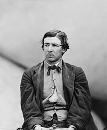 David Herold (after arrest): co-conspirator in Lincoln assassination, he took Payne to Seward's houseassassination, he took Payne to Seward's house