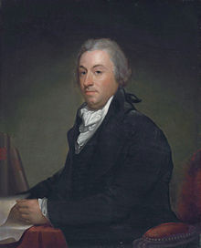 Robert R. Livingston, lawyer, politician, diplomat from New York, and a Founding Father of the United States