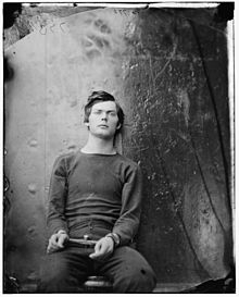 Lewis Thornton Powell (April 22, 1844 – July 7, 1865), also known as Lewis Payne and Lewis Paine,