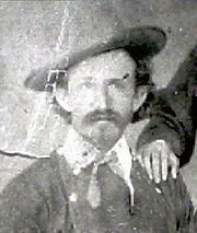 Charlie Bowdrie, pal and friend to Billiy the Kid, died while defending Alexander McSween