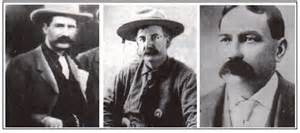 Chis Madsen, lawman and one of The Three Guardsmen, later a Quartermaster for Teddy Roosevelt's Rough RIders