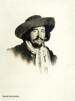 David McCanless, first known victim of James Butler Hickok
