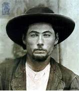 "Davis Tutt, loser of the first recorded face off gunfight with James B. ""Wild Bill"" Hickok"